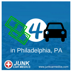 cash for junk cars Philadelphia PA