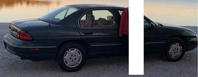1996 Chevrolet Lumina Sold to JunkCarMedics.com for $355