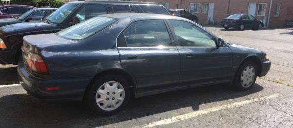 Top Scrapped Car - Honda Accord