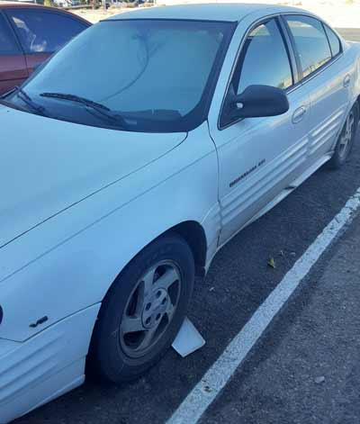 2000 Pontiac Grand AM Sold to JunkCarMedics.com for $265