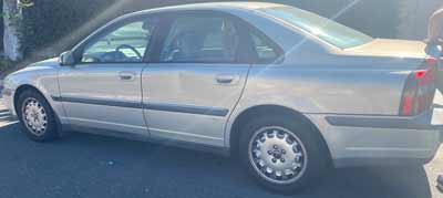 2000 Volvo S80 Sold to Junk Car Medics for $250