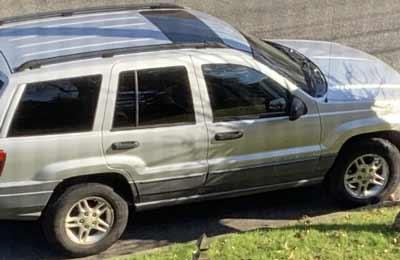 2002 Jeep Grand Cherokee Sold to JunkCarMedics.com for $375