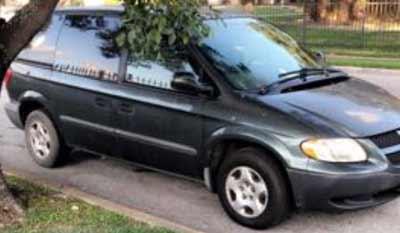 2003 Dodge Caravan Sold to JunkCarMedics.com for $275