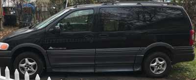 2003 Pontiac Montana Sold to JunkCarMedics.com for $450