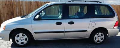 2004 Ford Freestar Sold to JunkCarMedics.com for $310