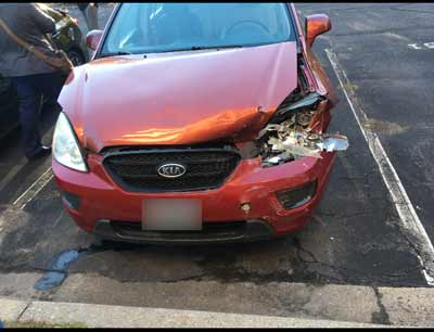2007 Kia Rondo Sold to Junk Car Medics for $340