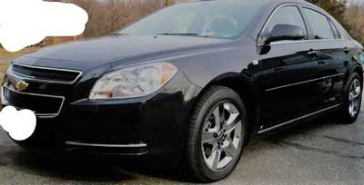 2008 Chevrolet Malibu Sold to JunkCarMedics.com for $365