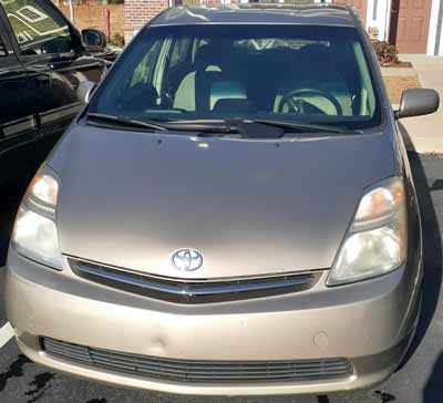 2008 Toyota Prius Sold to Junk Car Medics for $1,070