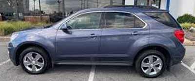 2013 Chevrolet Equinox Sold to Junk Car Medics for $875