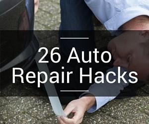 26 DIY Auto Repair Hacks
