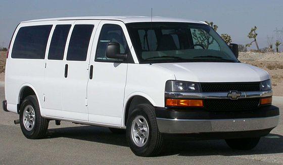 We Buy Cargo Vans