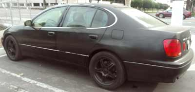 GS300 Sold to Junk Car Medics for $250