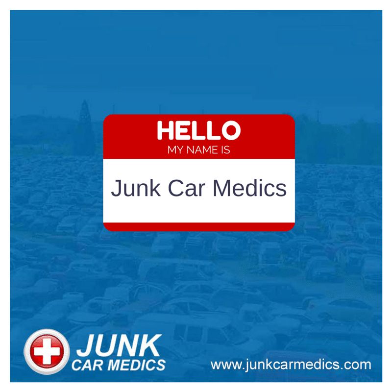 Why Choose Us • Junk Car Medics