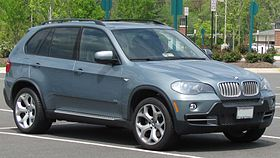 We Buy BMW X5 SUV's