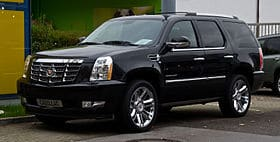 We Buy Cadillac Escalade Trucks