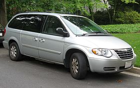 We Buy Chrysler Town and Country's
