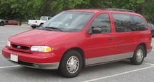 We Buy Ford Aerostars