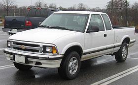 We Buy GMC Sonoma Trucks