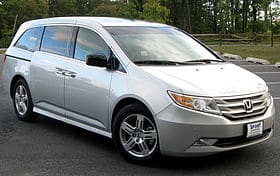 We Buy Honda Odyssey's