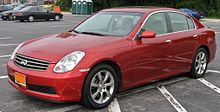 We Buy Infiniti G35 Cars