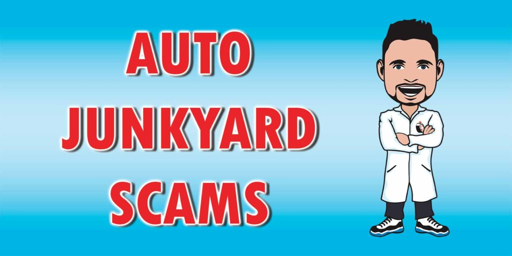 Auto Junkyards Near Me 10 Scams Salvage Yards Pull Buying Cars