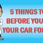 Before you junk your car for cash at an auto salvage yard, do these five things first.