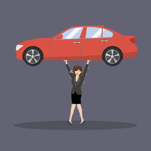 Junk My Car Near Me >> How Many Tons Does a Car Weigh? • Junk Car Medics®