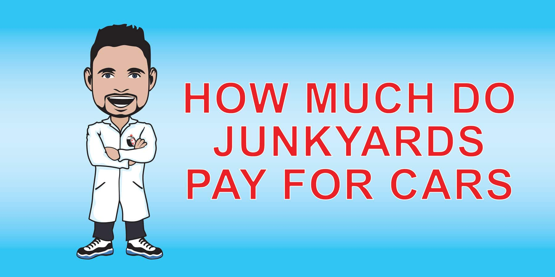 how much do junkyards pay for cars