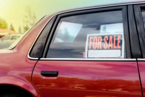 To make sure you get the best deal out of selling your car, find out how much your car is worth.