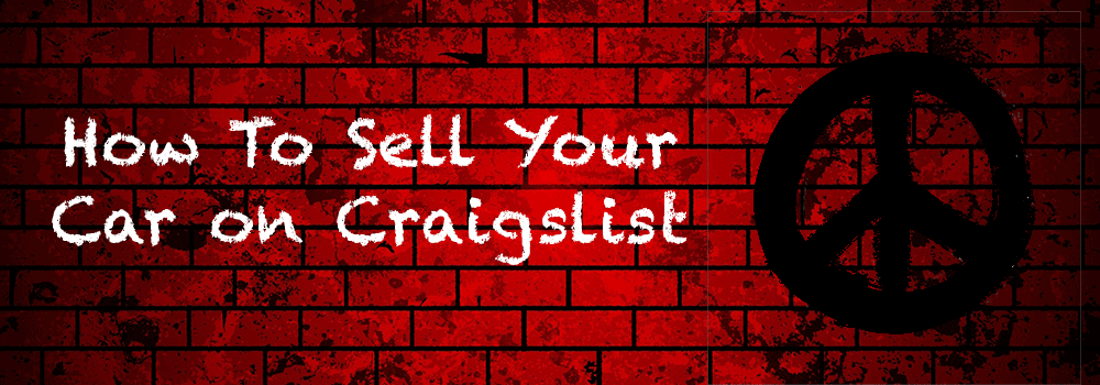 How to Sell Your Car on Craigslist