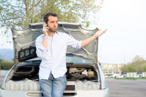 Mechanical failures tend to plague old cars, making repair and maintenance costly.