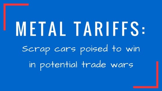 Metal tariffs: Scrap Cars Poised to Win in Potential Trade Wars Due to Trump's New Steel Tariffs 8