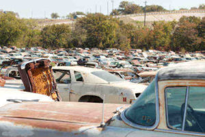 How to Find Cheap Car Parts at a Junk Yard