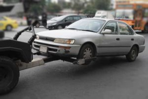 Had a car accident? All hope is not lost with your salvage car - with repairs and new parts, it can be made roadworthy.