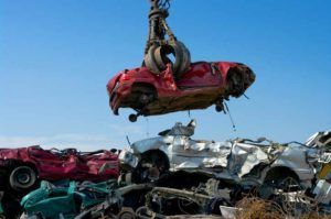 Auto recyclers help the environment by reducing waste in landfill and getting scrap cars off the streets.