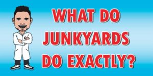A junkyard can be called different names, depending on what it does.